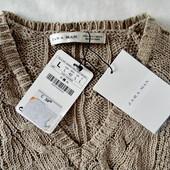 мужской пуловер ZARA -30%