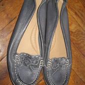 Туфлі (туфли) Foot glove 38 р. UK 5,5 (стелька 25 см) шкіра