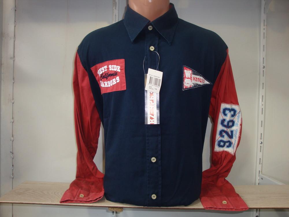 Распродажа! Мужская рубашка с длинным рукавом W.S. фото №1