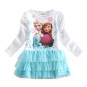 Платье-туника с Анной и Эльзой холодное сердце TM Nova