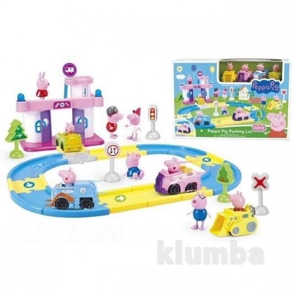 Купить Peppa Pig Игровой набор Королевская семья