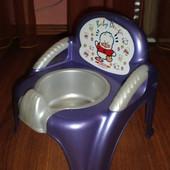 Детский горшок-кресло, стульчик Baby design - 100 грн