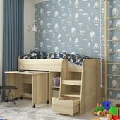 Детская кровать-чердак Кембридж. В наличии!