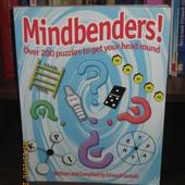 большая книга головоломок загадок английский язык