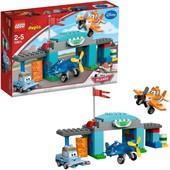 Lego Duplo Planes 10511 Самолеты Лётная школа Шкипера