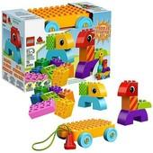 Lego Duplo 10554 Весёлая каталка с кубиками