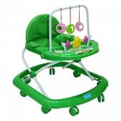 Ходунки Bambi M0591, цвет Зеленый