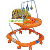 Детские ходунки Bambi JS307 Orange