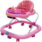 Детские ходунки Bambi JS301 Pink