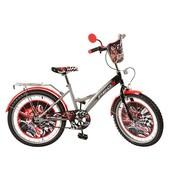 от 7-9 лет Велосипед детский мульт 20д. PF2036 Profi (2036)