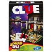 Игра Клуэдо. Дорожная версия Hasbro B0999