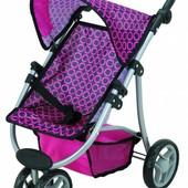 Прогулочная коляска для куклы «Catrin»арт.: 9671