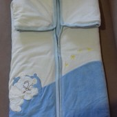 Конверт одеяло два цвета