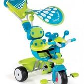 """Детский металлический велосипед """"Спорт"""" Smoby, от 10 месяцев"""