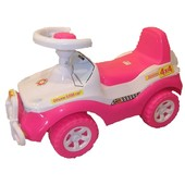Каталка Орион 105 розовая