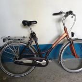 Велосипед Batavus Crescendo Планетарка Shimano inter7 срочно! Обмен