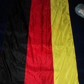 Фірмовий .оригінал футбольний флаг  прапор Зб.Germany.