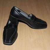 Туфли кожаные, женские, ECCO. Размер 36.