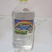 Запаска Мыльные пузыри 1 литр