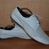 красивые туфли 28 см кожа