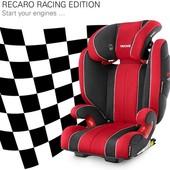 Черная пятница - Автокресло Recaro  Monza nova 2 seatfix racing edition