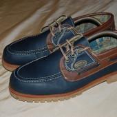Туфли палубные, английские - (р.43-44)