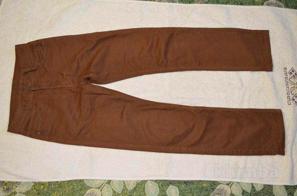 Котоновые штаны фото №1