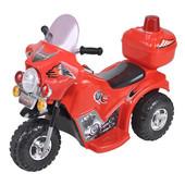 Детский трицикл Tilly (T-723 red) на аккумуляторе