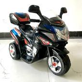 Детский трицикл Tilly (T-724 black) с mp3-входом