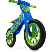 Беговел детский Caretero Zap (blue-green)