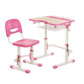 Детская парта Бемби С302 растишка для дома стол и стул Bambi школьника