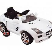 Мы в Киеве! электромобиль Mercedes Alexis-Babymix z681br white