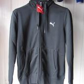 Худи Puma Ess hooded jacket fl Оригинал р.S-L