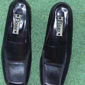 Туфлі шкіряні Fiore