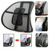 Массажно-ортопедический упор для спины в авто, офис, УП+10