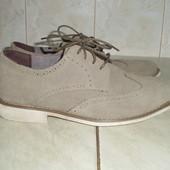 Venturini  замшевые туфли (42)