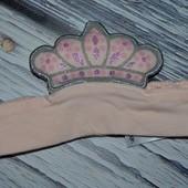 Самая красивая повязка с короной оригинал принцесса София Прекрасная 2 - 3 года