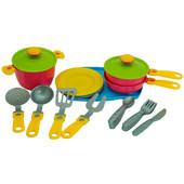 Кухонный набор 2 (23 предмета), Технок, 40х40х34 см