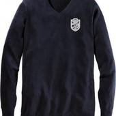 Стильный свитер пуловер XL 52/54 евро Германия