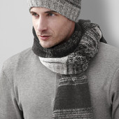 Вязаный шарф ТСМ Tchibo Германия