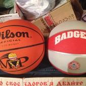 Баскетбольный мяч Wilson.