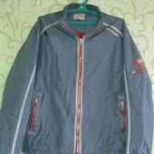 Фирменная стильная спортивная термо куртка Energie
