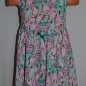 Платье H&M 2 - 4 года, 92 - 104 см.