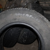 215/70/R15 98T Nexen Зимняя резина 4 колеса б.у