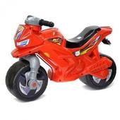 Мотоцикл красный музыкальный 501 орион