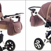 Универсальная коляска для детей Adamex Barletta Pik1A