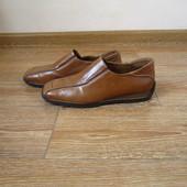 paul green р.37-38 якісні туфлі на танкетці шкіра