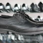 Туфли Мужские натуральная кожа Код: кл-01 и 02