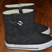 Кеды - ботинки на меху, 33рр,  Alive, Германия