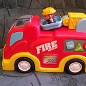 Музыкальная Пожарная машина Keenway